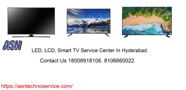 LG TV Repair Service Center in Hyderabad
