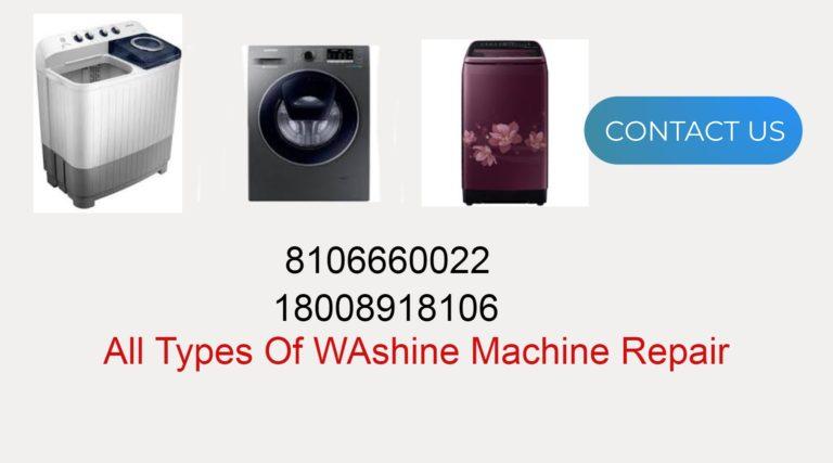 Samsung washing machine repair service